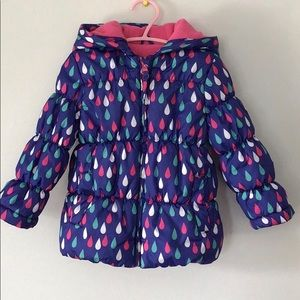 Winter jacket, size 1 1/2-2 Years, up to 92cm